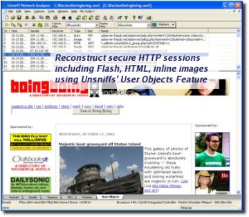 Reconstruct secure HTML (HTTPS)