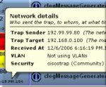 Easy to use SNMP Trap Monitor